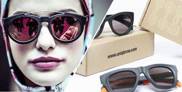 Interchangeable Glasses | Uniqbrow