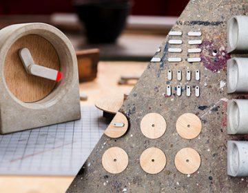 Moak Clock | PS Studio