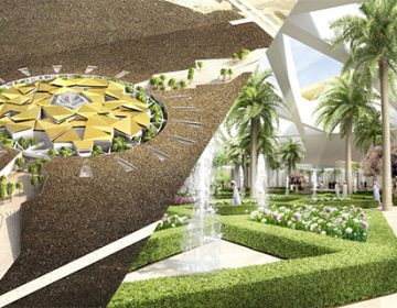 Noble Quran Oasis | Gerber Architekten
