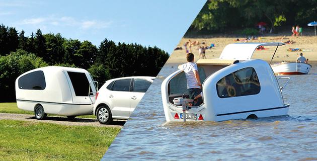 Sealander Mobile Caravan