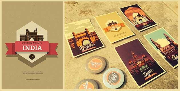 The Iconic Landmarks Of India |  Ranganath Krishnamani