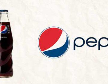 Pepsi's Classic Glass Bottle Design