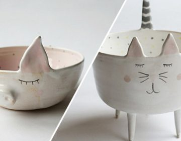 Animal Shaped Pottery | Clay Opera