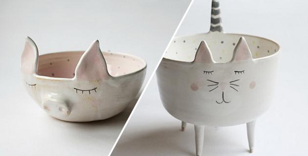 Animal Shaped Pottery | Clay Opera