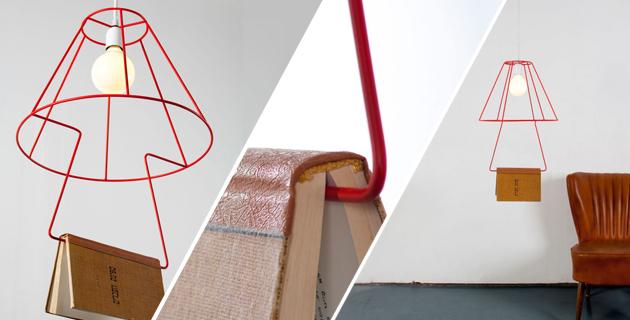 Booklovers Pendant Lamp | Groupa Studio