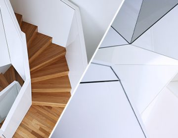 Geometric Staircase | Edit!