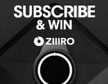 Giveaway: Win a Ziiiro Eclipse watch