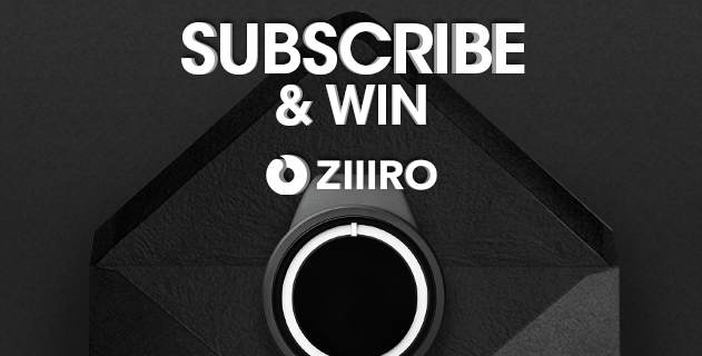 Giveaway: Win a Ziiiro Eclipse watch