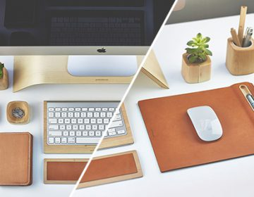 The Grovemade Desk Collection