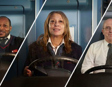 London's bus drivers portraits | Joel Devlin