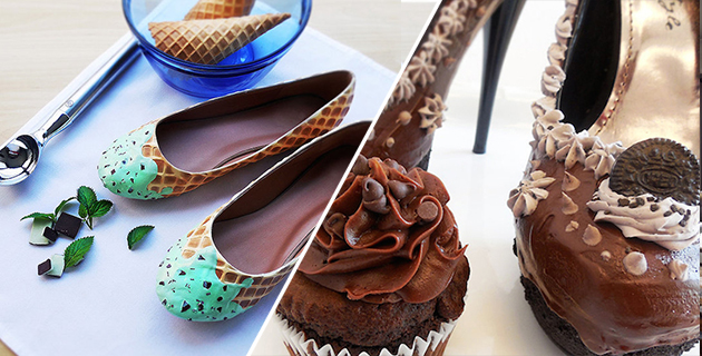 The Shoe Bakery   C. Campbell