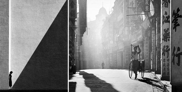 1950s Hong Kong | Street Photography by Fan Ho