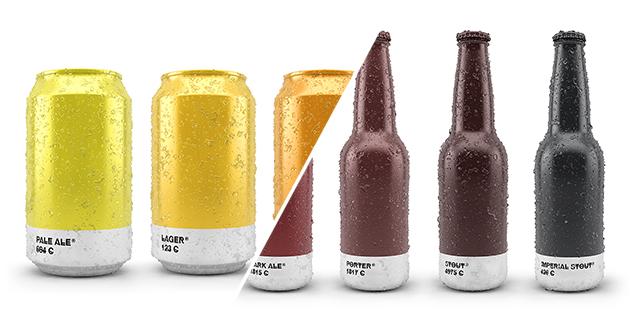Beer Colors Packaging | Txaber
