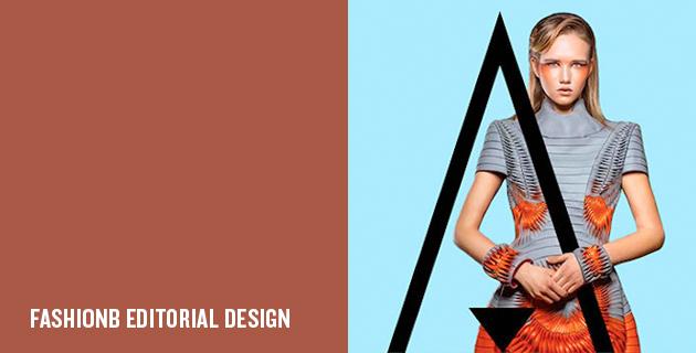 FASHIONB Editorial Design | Pixelinme