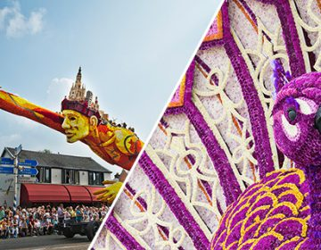 World's largest flower parade @ Corso Zundert