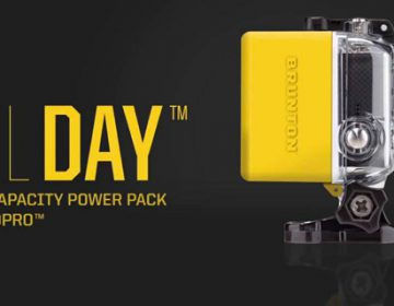 GoPro | All Day Battery by Brunton
