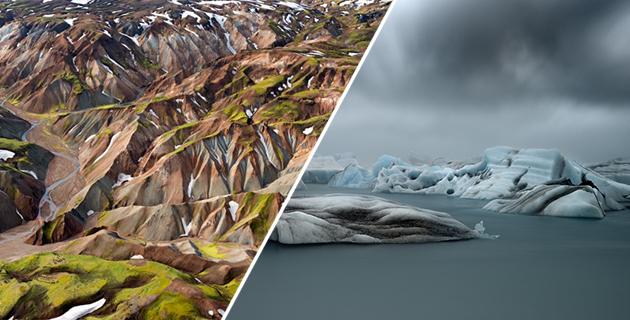 Iceland Landscapes | Sarah Martinet