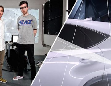 NX Constructed | Hellicar & Lewis for Lexus