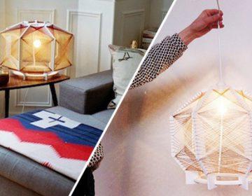 Sputnik lamps | Julie Lansom