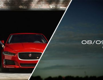 Worlwide prieview: London meets the new Jaguar XE