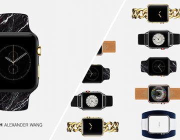 What if the Apple Watch was Designed by Famous Fashion Designers?