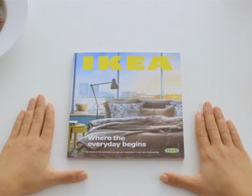 Ikea ad makes fun of Apple