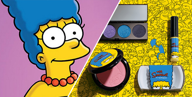The Simpsons™ for M·A·C Collection