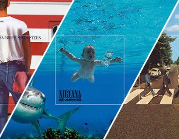 Famous Album Covers Expanded | Aptitude