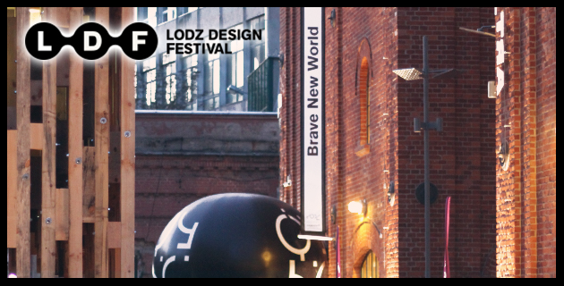 Lodz Design Festival 2014