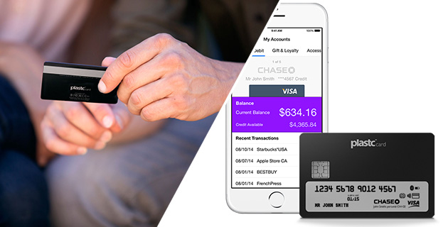 Your entire wallet in a single card | Plastc