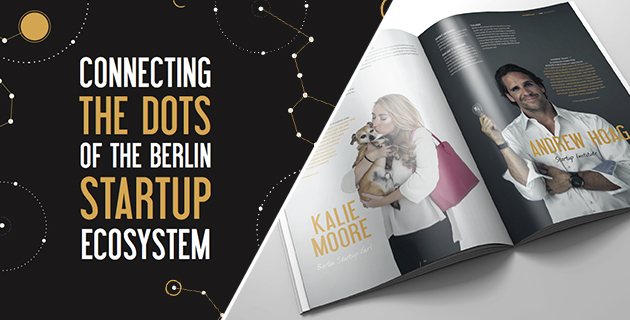 Berlin magazine for startups | The Hundert Vol. 3