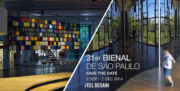 31st Bienal de Sao Paulo – Brazil