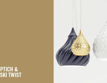 Basil Tryptich & Ruski+Ruski Twist | Enrico Zanolla