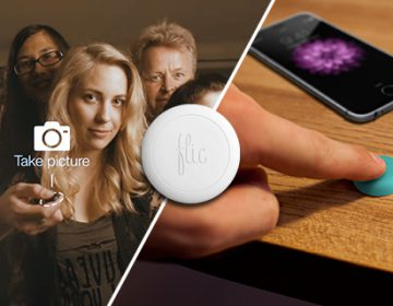 The Wireless Smart Button | Flic