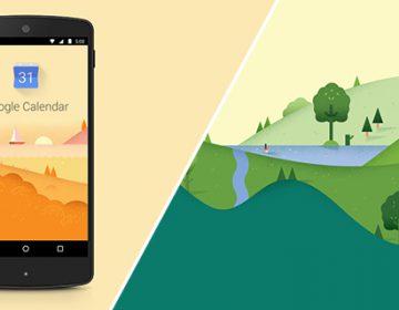 Google Calendar Illustrations | Lotta Nieminen
