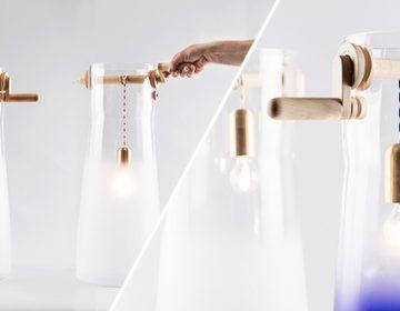 Adjustable-brightness Well Lamp | Mejd