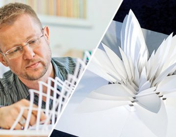 Paper Pop-Up Sculptures | Peter Dahmen