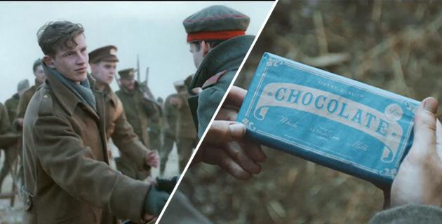 Christmas is for sharing   Sainsbury's advert