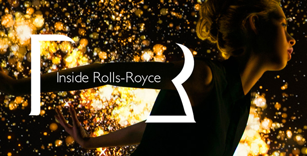 Inside Rolls-Royce Exhibition