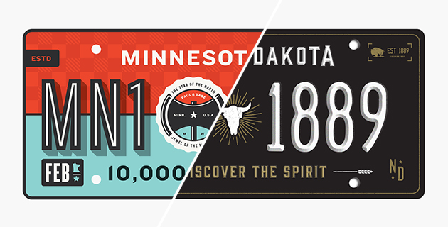 State Plates Project | Jonathan Lawrence