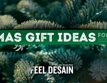 Ultimate XMAS Gift Ideas for Him by Feel Desain