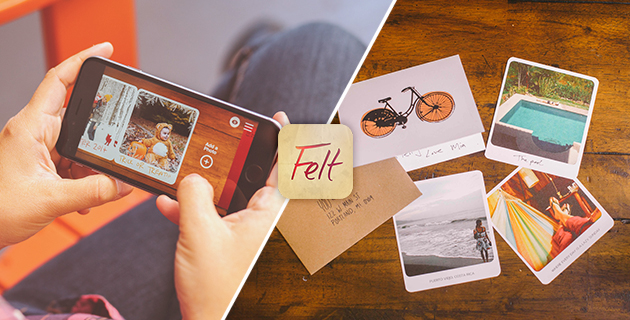 20% OFF FOR FEEL DESAIN READERS | FELT APP