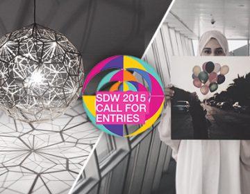 Saudi Design Week 2015 Call for Entries