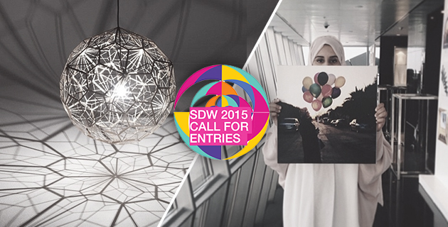 Saudi Design Week 2015 Call for Entries