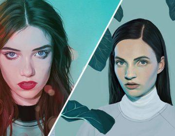 Digital Portraits | Kemi Mai