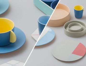 Cosmic Tableware | Chi and Chi