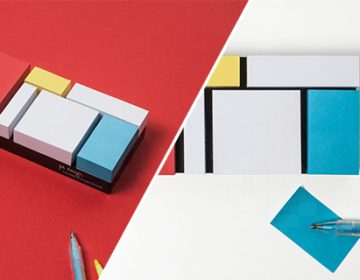 Mondrian Sticky Notes | PA Design