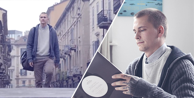 TIMBERLAND Life Swaps: Willy Iffland in Milan