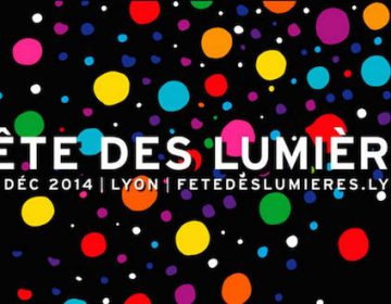 Lyon Festival of Lights 2014
