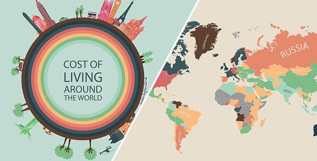 Cost of Living around the world | Movehub